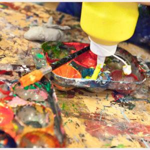 Hold 2: Kunst Laboratoriet