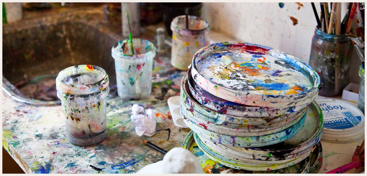 Hold 4: Tegning, Maleri & Skulptur – 13-16 år