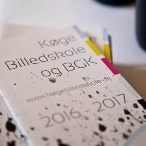 KøgeBilledskole-fernisering2016-brochure