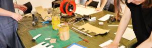Køge Billedskole Holdgrafik Kunstlaboratorium