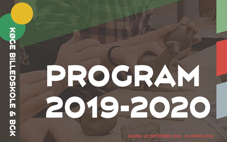 Køge-Billedskole-link-til-program-2019-2020